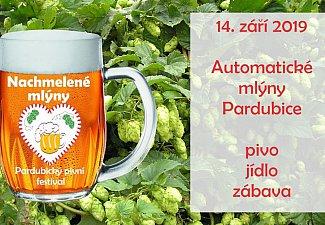 Nachmelené mlýny - Pardubický pivní festival