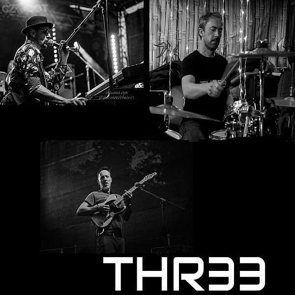 Nick Steed and Thr33 (UK)