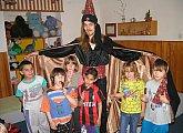 Kouzelnické představení pro děti - kouzelník Paul Merild