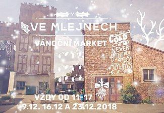 Vánoční market Ve Mlejnech
