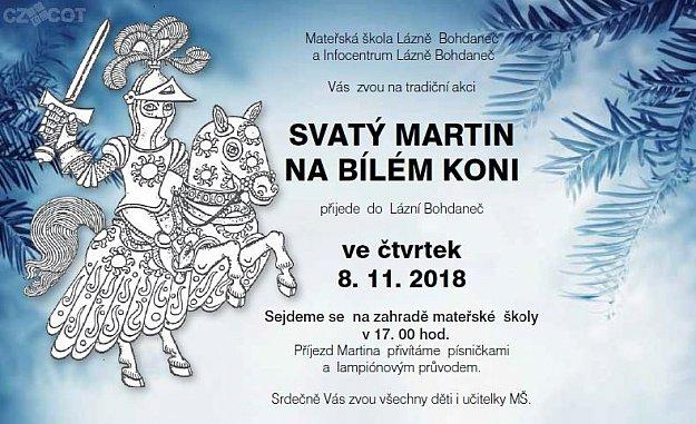 Vítání sv. Martina