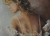 Prodejní výstava olejomaleb Evy Musilové