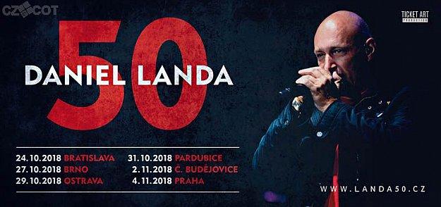 Daniel Landa 50