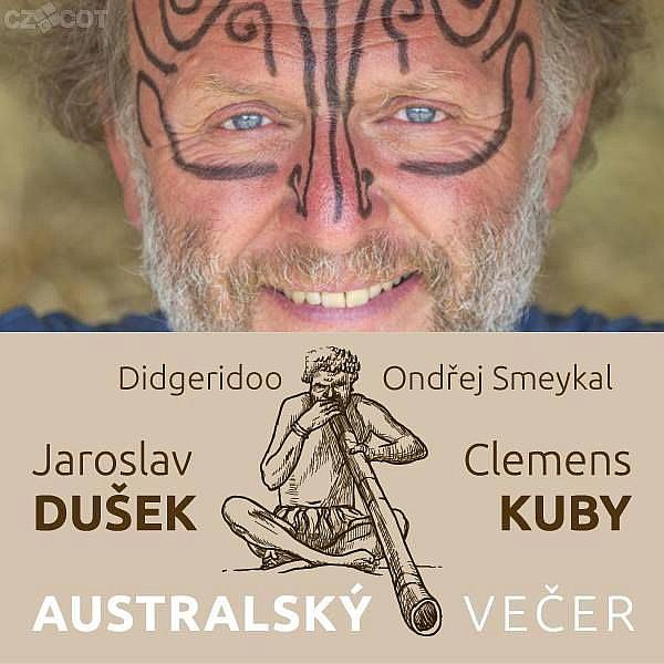 Australský večer Jaroslav Duše a Ondřej Smeykal