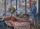 Vincenc Beneš, Zaváté okno, 1933