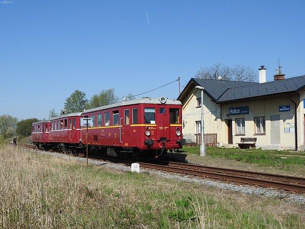 Motoráčkem do Borohrádku