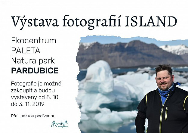 Iceland - výstava fotografií