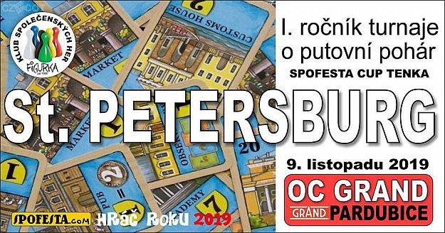 Turnaj ve hře St. Petersburg