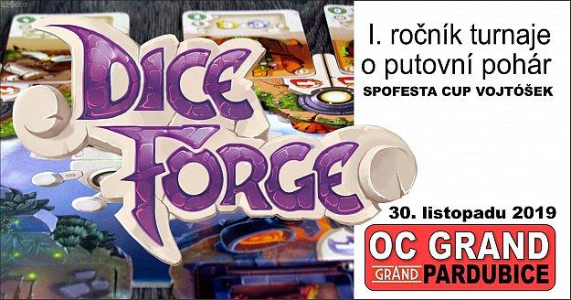 Turnaj ve hře Dice Forge