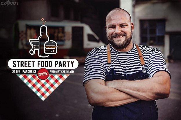 Street Food Party Pardubice vol.1
