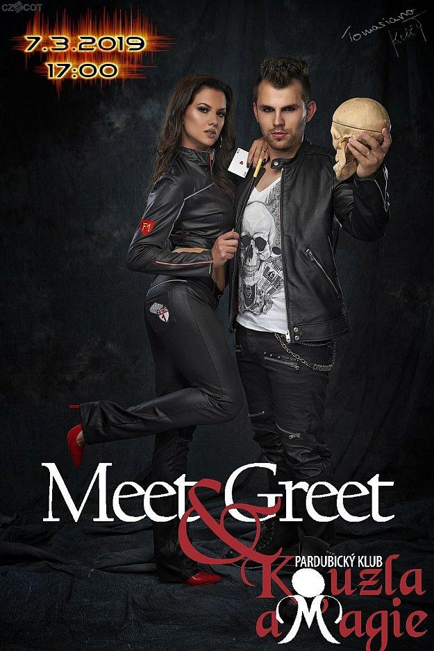 Setkání Tomasiano a kouzelnice Kelly