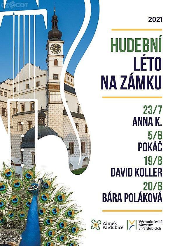 David Koller - Hudební léto na Zámku 2021