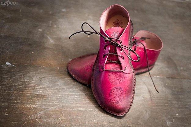 Workshop - výroba obuvi