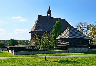 Kostel sv. Mikuláše, Veliny