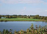 Moravany - rybník