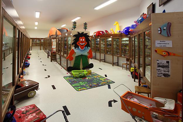 Muzeum klukovský sen v Rokytně