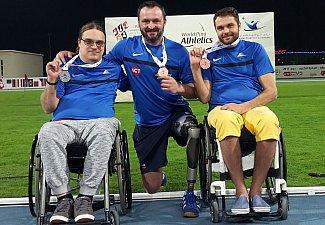 Atletika Bez Bariér Pardubice