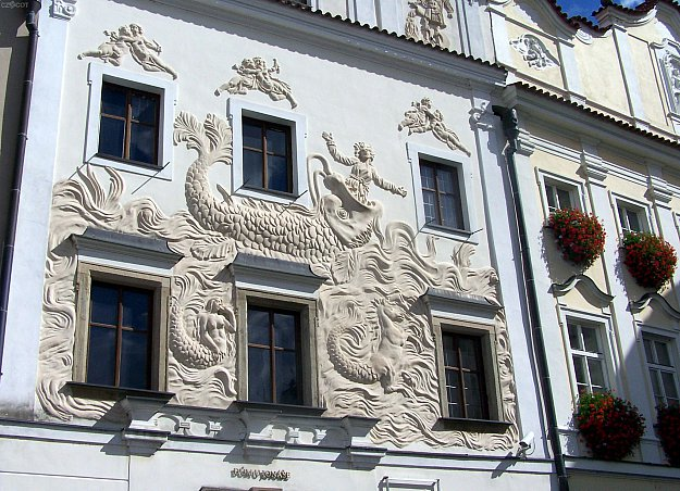 Eastern Bohemia Gallery in Pardubice - House U Jonáše