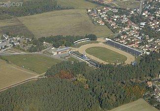Speedway stadium
