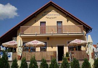 Restaurace - penzion Bavorský dvůr