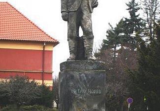 Pomník Emila Holuba