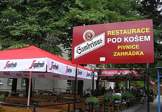 Restaurace Pod košem