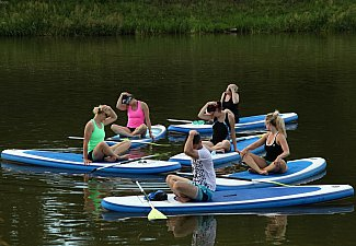 SUP Pardubice - Paddleboard