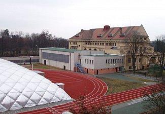 Sportovní areál Na Olšinkách
