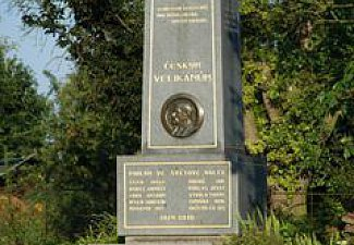 Památník padlým ve 2. světové válce
