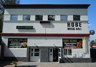 Hobe music hall