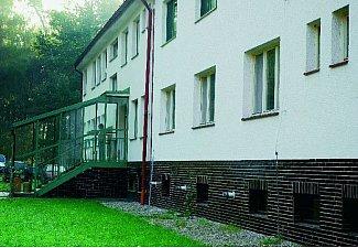 Školící středisko s ubytováním u Perníkové chaloupky