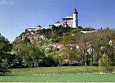 Kunětická hora - castle