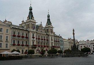 Pardubice - urban conservation area