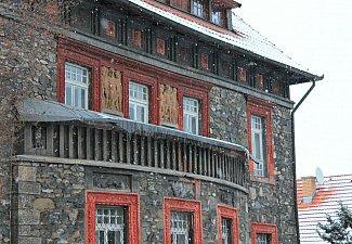 Vila pro hradeckého biskupa Josefa Doubravu
