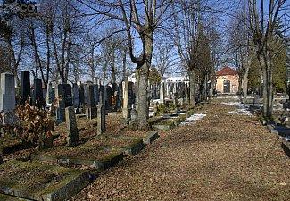 Pardubice - židovský hřbitov