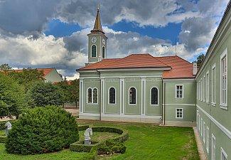 Kostel sv. Václava a Leopolda