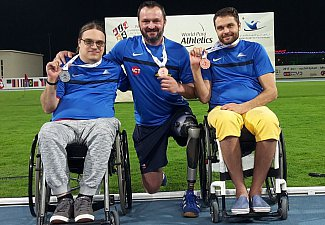 Pardubice Athletics Without Barriers
