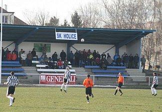 Fotbalový stadion SK Holice
