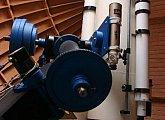 Hlavní dalekohled Hvězdárny b. A. Krause Cassegrein 450/6750