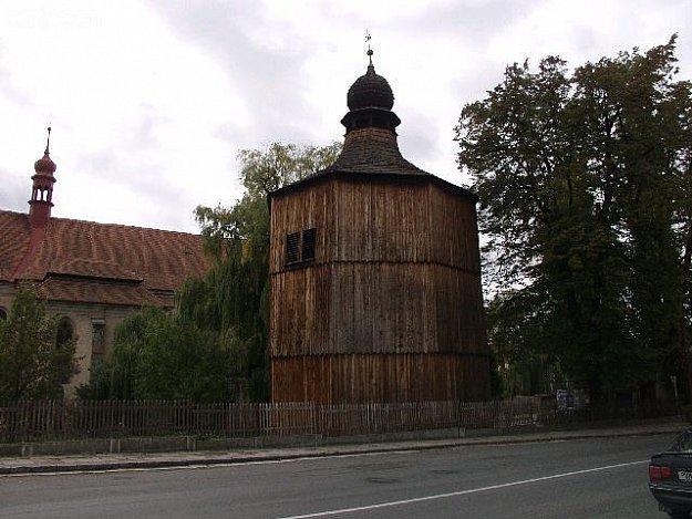 Ancient belfry