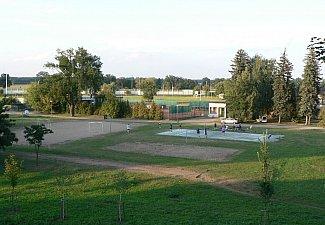 Sportovní hřiště Přelouč