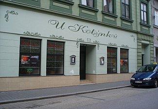 Galerie a vinotéka Kotýnek