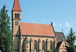 Kostel sv. Vavřince, jáhna a mučedníka