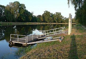 Arnošt - Valy dock