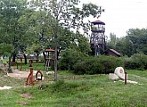 Barborka - wooden lookout tower