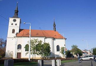 Kostel sv. Marie Magdalény