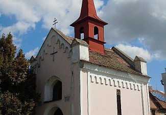 St. Wenceslav's Chapel