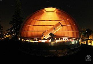 Observatory of Baron Arthur Kraus
