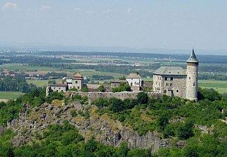 Kunětická hora - hrad