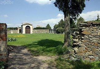 Přelouč - židovský hřbitov